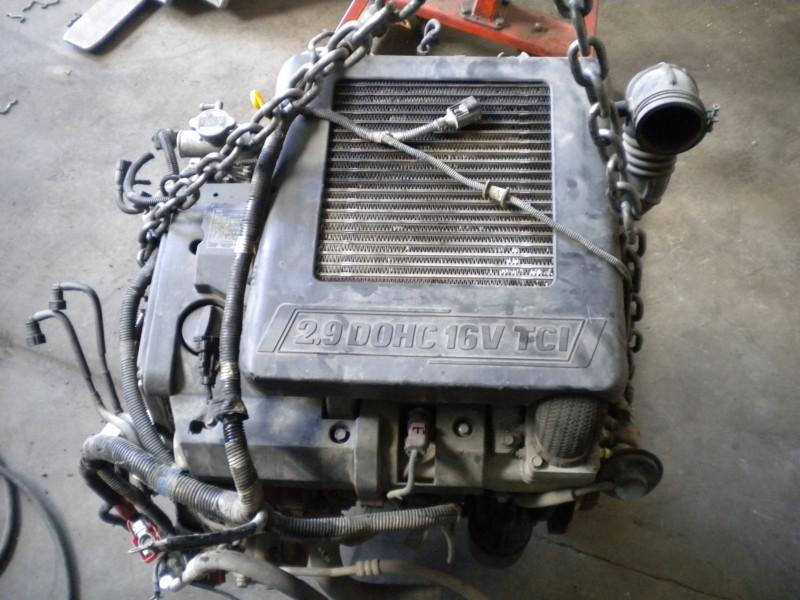 Motore completo Kia...