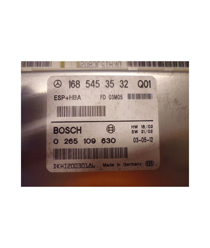 Centralina ESP+BAS Bosch...