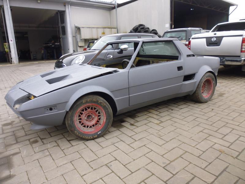 Fiat X1-9 del 1989