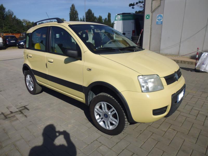 Fiat Panda 4x4 seconda...