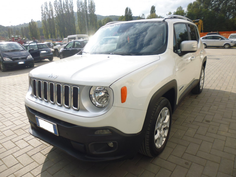 Jeep Renegade FWD 1.6 mjt...