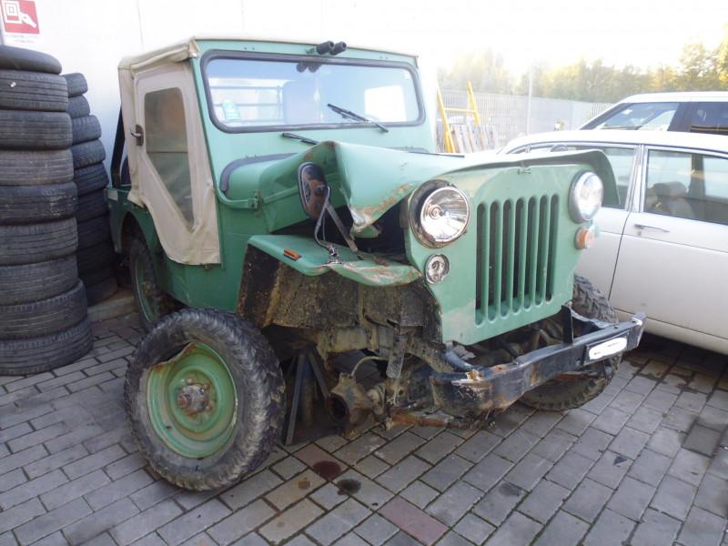 Jeep CJ 3B Camionetta del...