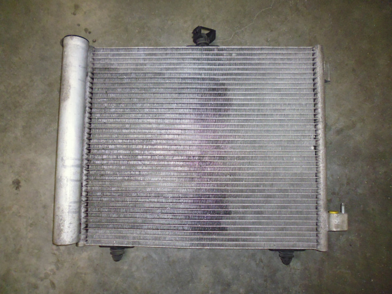 Radiatore aria condizionata...