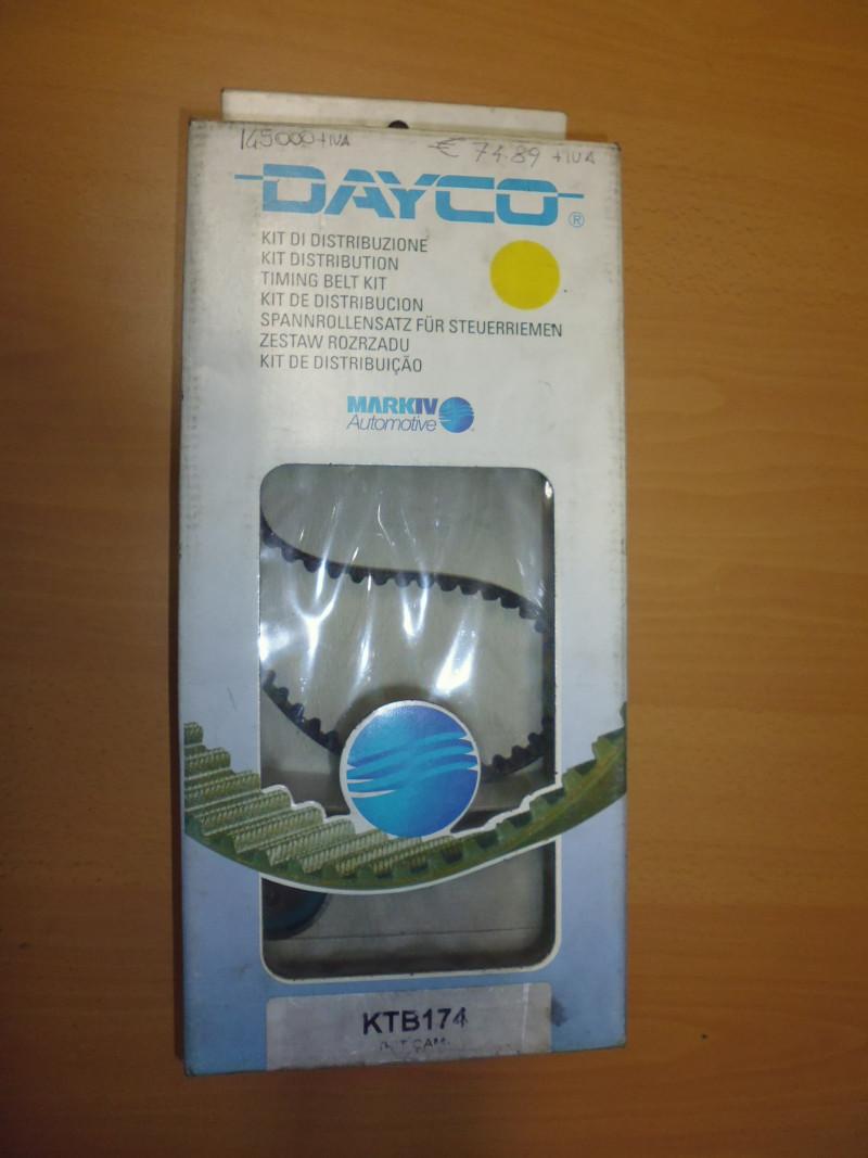 Kit distribuzione Dayco...