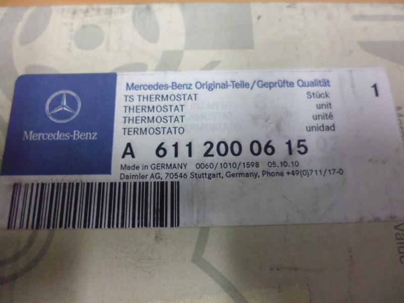 Termostato per Mercedes C e...