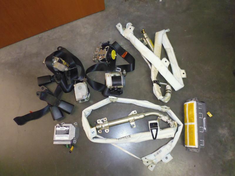 Airbag kit completo per...