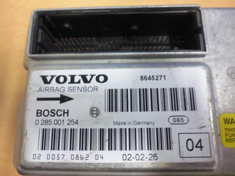 Centralina airbag Bosch...