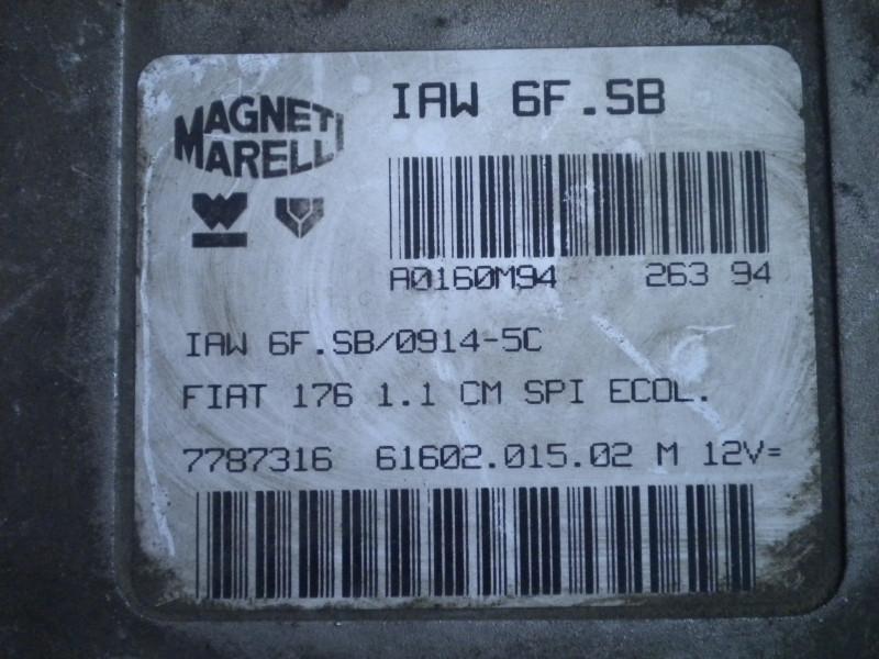 Centralina motore IAW 6F.SB...