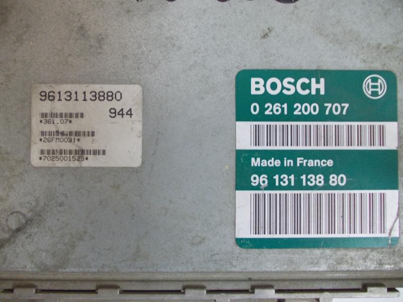 Centralina motore Bosch...