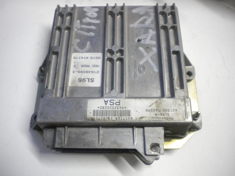Centralina motore PSA...