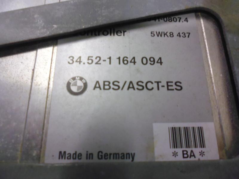 Centralina ABS-ASCT-ES per...