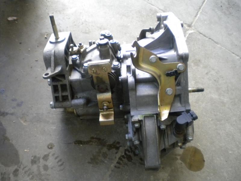 Cambio meccanico per Fiat...