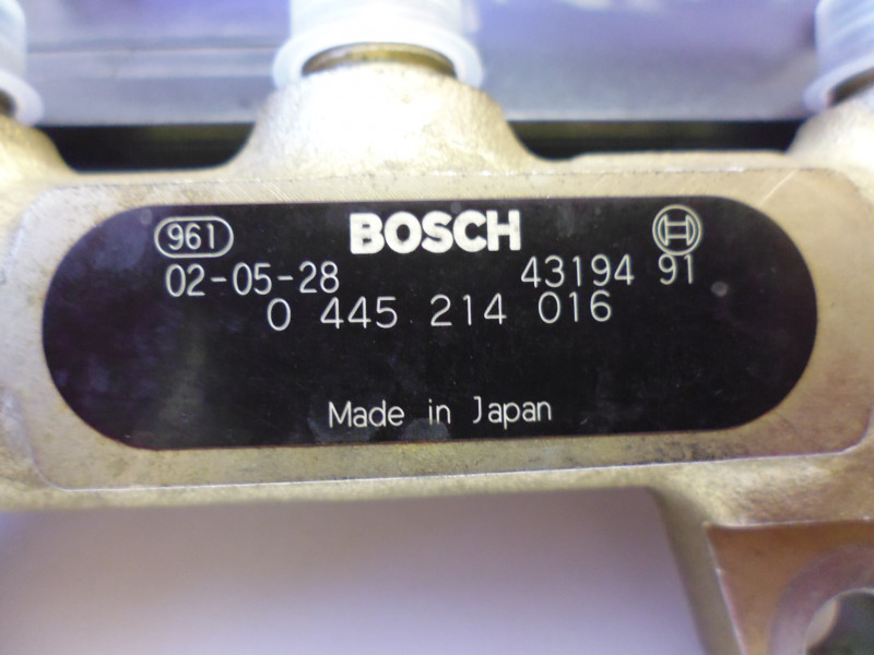 Flauto commonrail Bosch...