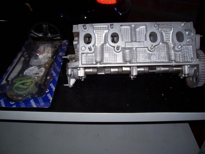 Testata motore Fiat Fire...
