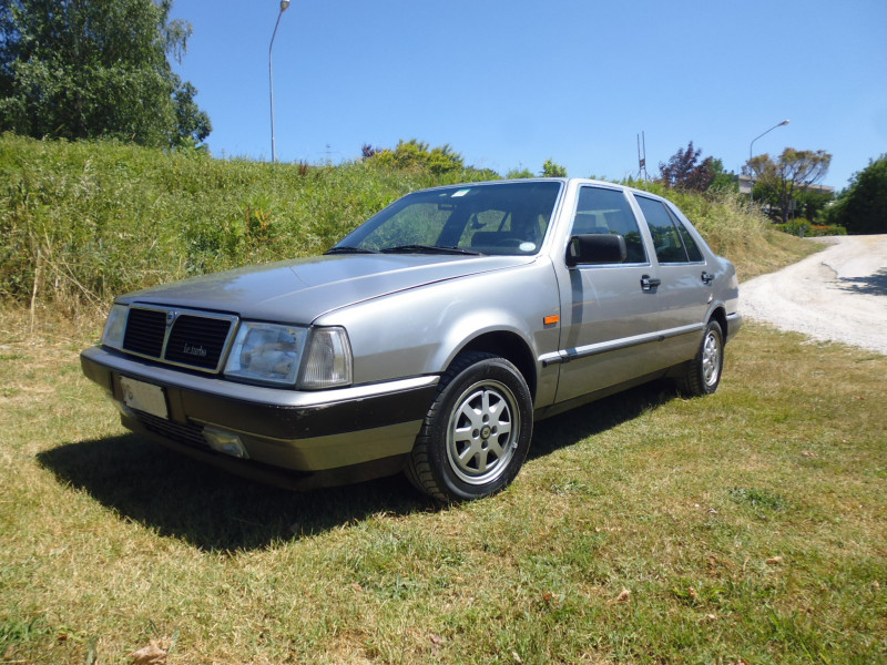 Lancia Thema turbo i.e. del...