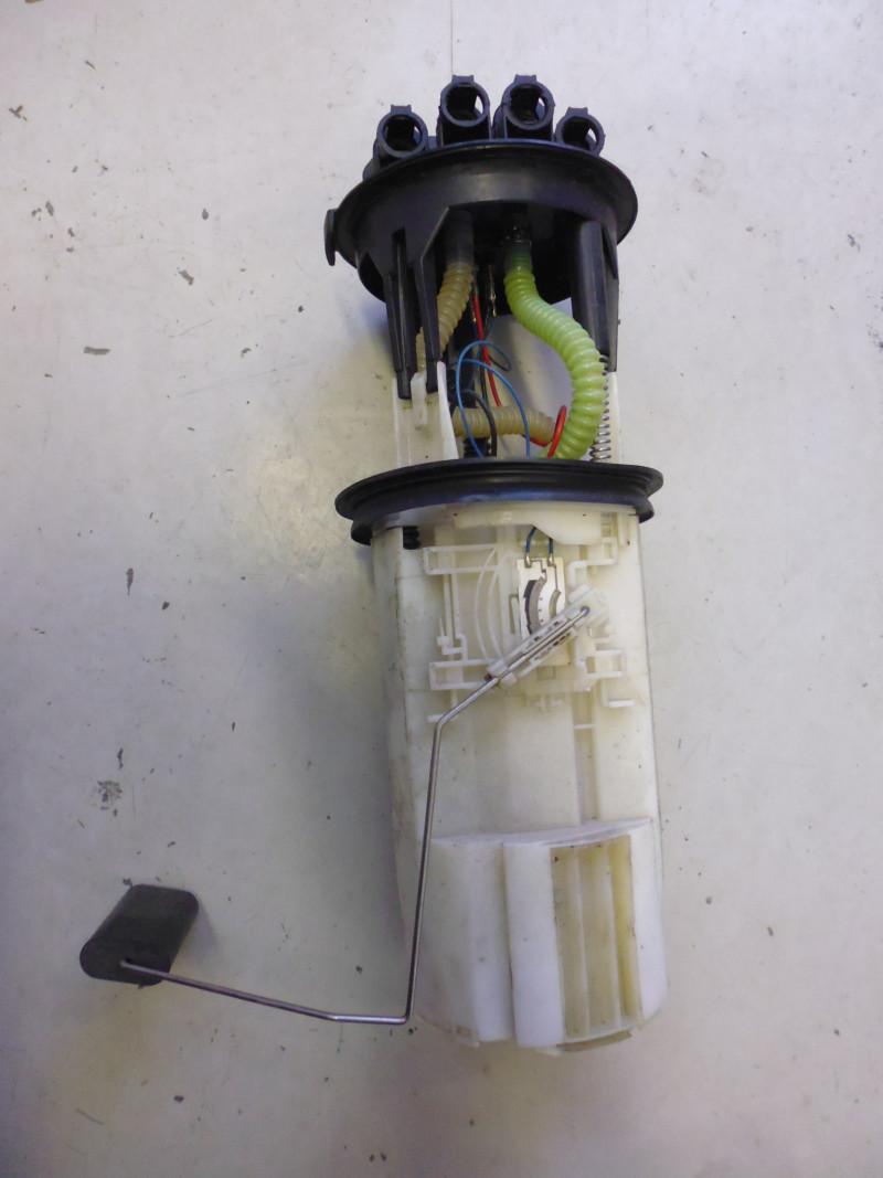 Pompa gasolio elettrica...
