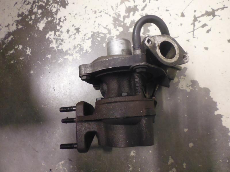 Turbo turbina...