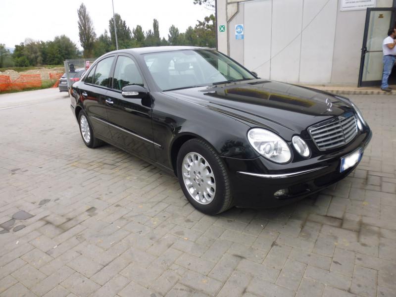 Mercedes Classe E 220 CDI...
