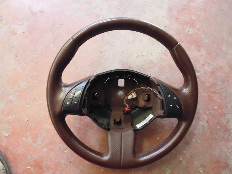 Volante marrone Fiat 500...