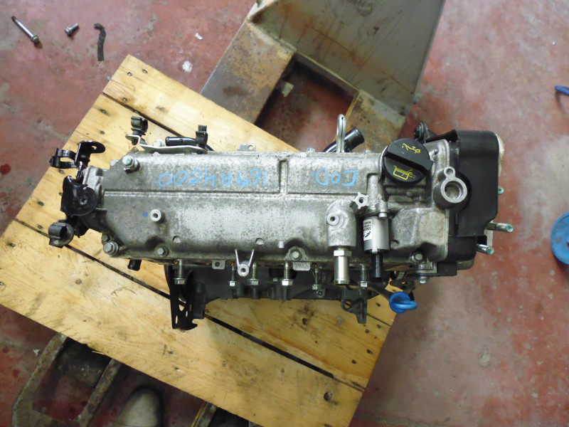 Motore Fiat Panda 319 terza...