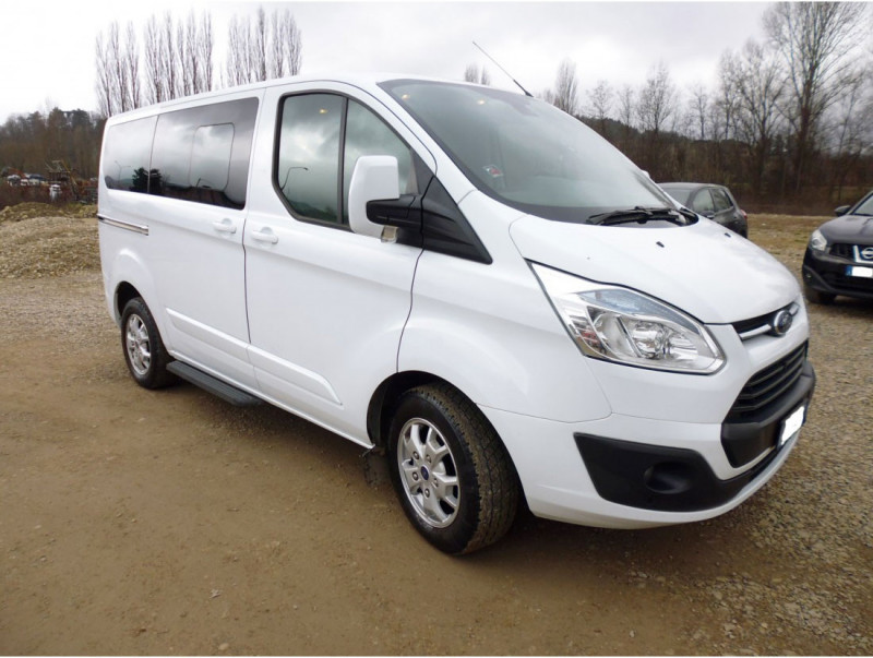 Ford Tourneo Custom 9 posti...