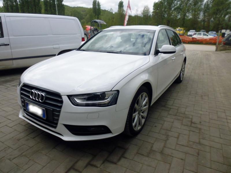 Audi A4 Avant del 2013...