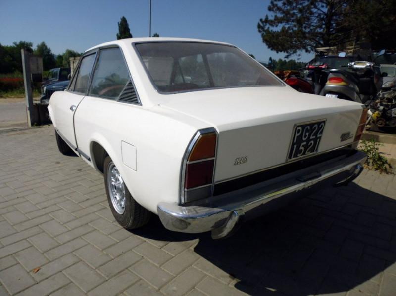 Fiat 124 Sport Coupè del...