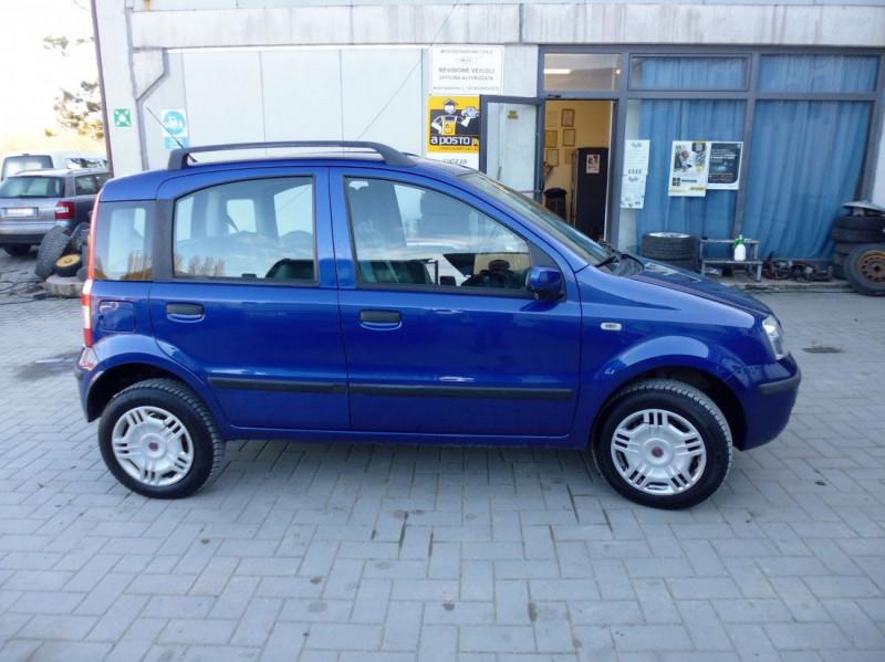 Fiat Panda seconda serie...